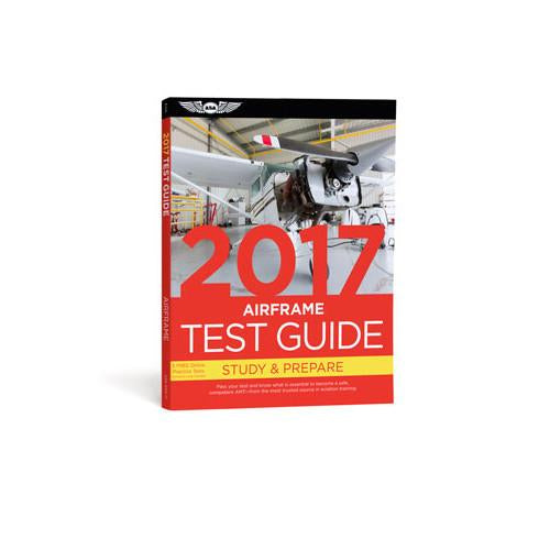 Libro AMT Airframe Test Guide