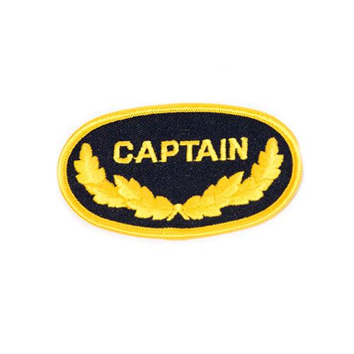 Parche Captain Oval