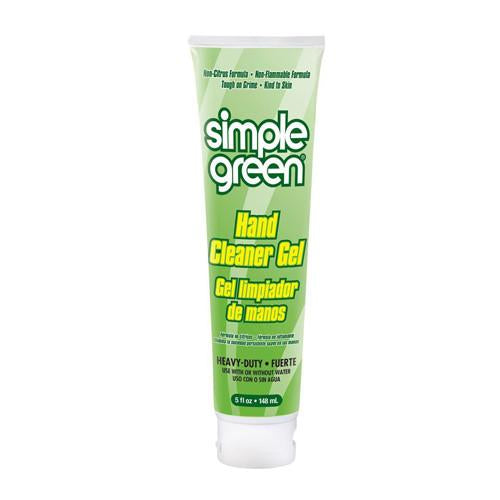 Hand Gel Cleaner Simple Green Tubo 147 Cc