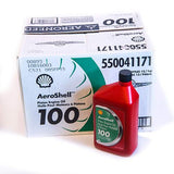 Aceite Piston Monogrado Aeroshell 100 (sin dispersante) MIL-L-6082E and SAE J-1966