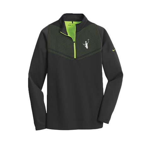 Men's Nike Therma-FIT Hypervis 1/2-Zip Cover-Up