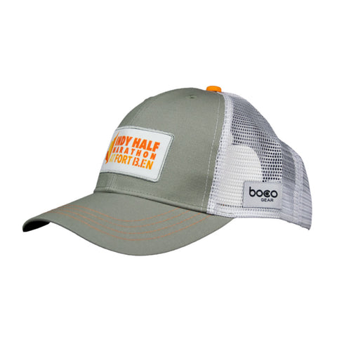 Indy Half at Fort Ben BOCO Technical Trucker Hat