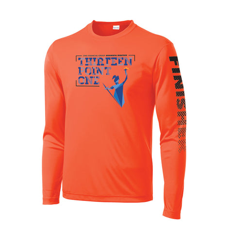 2018 Performance 13.1 Finisher Shirt