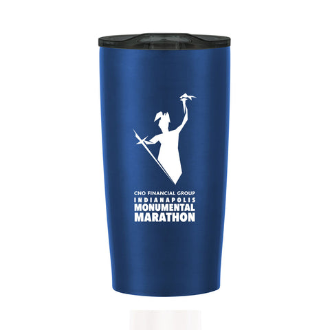 20oz Stainless Metallic Tumbler