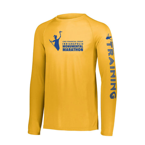2019 Mens Long Sleeve Training Shirt