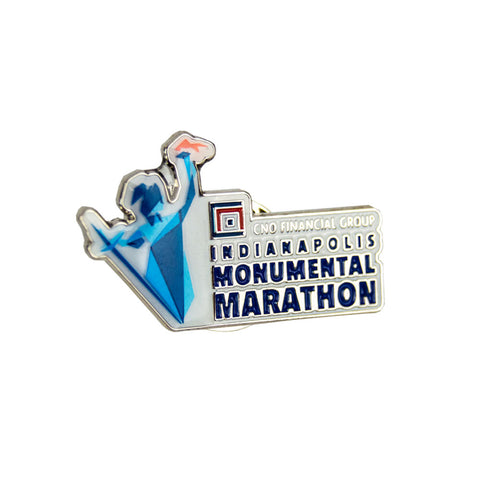 Monumental Marathon Lapel Pins