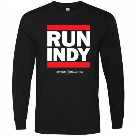 NEW Run Indy Performance Long Sleeve