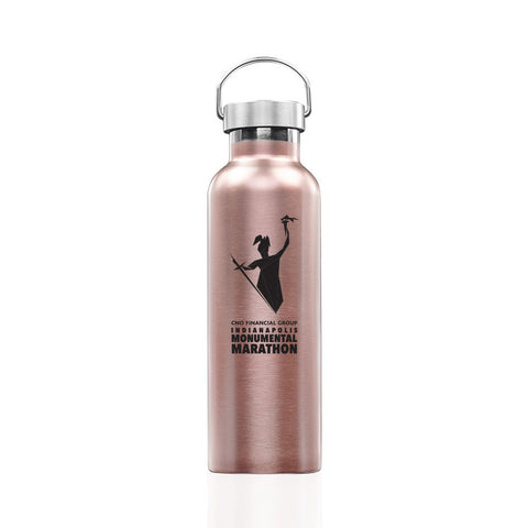 Rose Gold Hydration Bottle