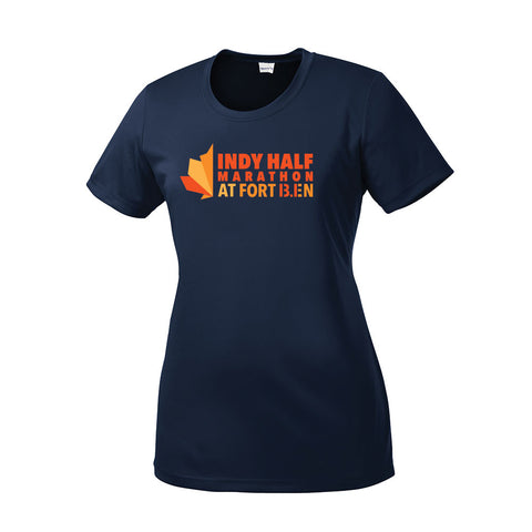 Women's Indy Half Marathon Training Tee