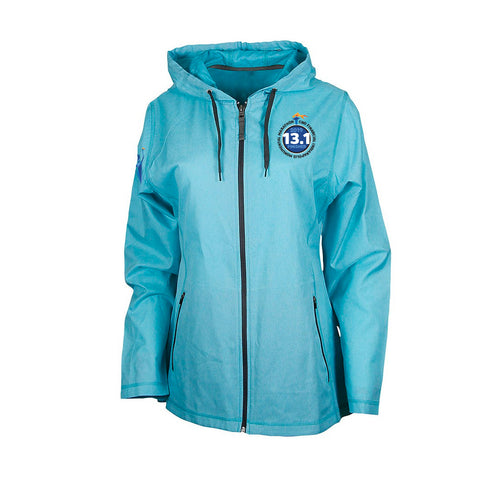 Womens Half Marathon Water Resistant Finisher Jacket (XL-2XL  available)
