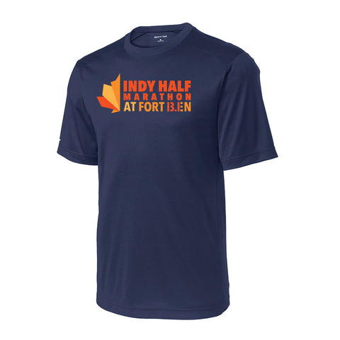 Men's Indy Half Marathon Performance Tee