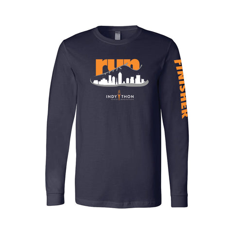 2017 Indython Finisher Performance Tee