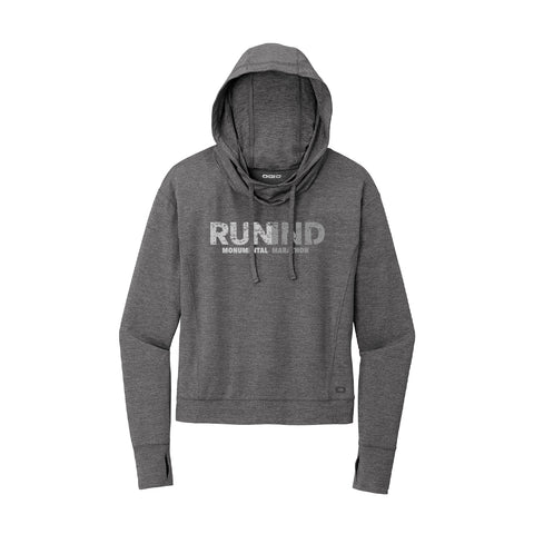 Ladies Force RUN IND Dry Fit Hoodie
