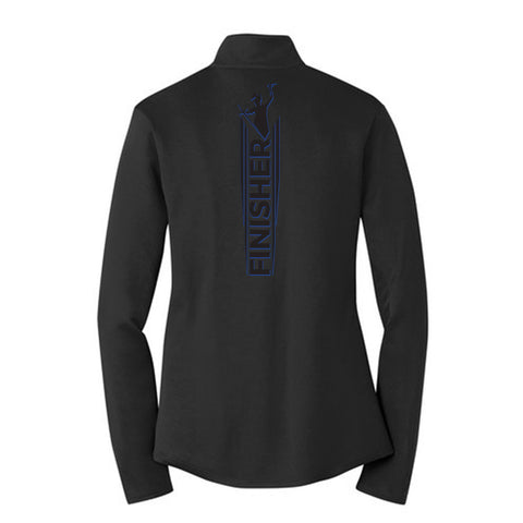 2017 Ladies Finisher 1/4 Zip