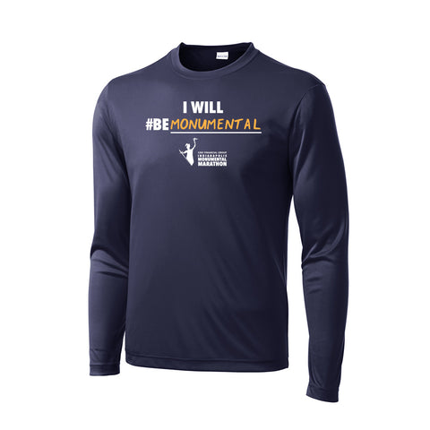 CNO Financial Monumental IN Training Long Sleeve Shirt