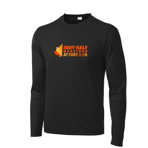 2019 Indy Half FINISHER/NAMES Tech Tee (XL and 2XL available)