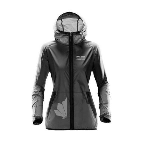 Ladies Indy Half Marathon Ozone Hooded Shell