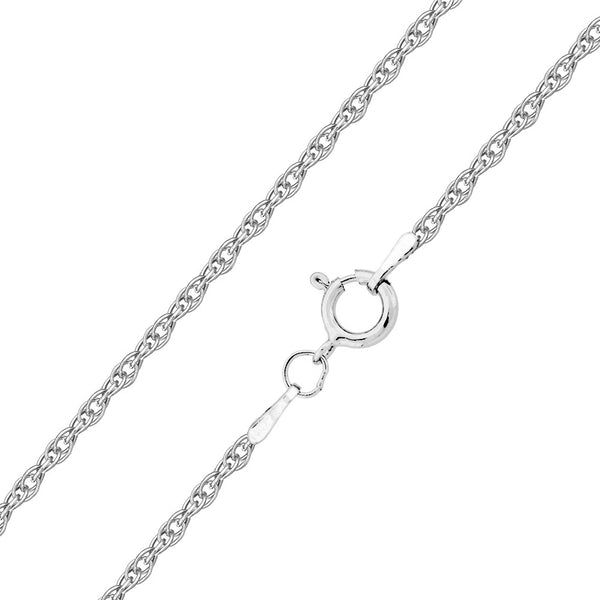 Sterling Silver Prince-of-Wales Chain