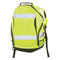 Hi-Viz Lime Backpack [BP1]