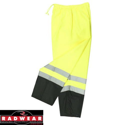 Radians SP41 Class E, Sealed, Waterproof Safety Pants, Front View