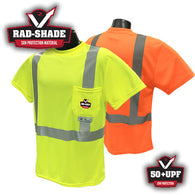 Radians, High Visibility RAD-SHADE T-Shirt, Class 2 [ST11UV]