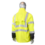 FORTRESS™35 High Visibility Rain Jacket [RJ07]