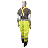 High Visibility General Purpose Rain Bib Pants [RW30]