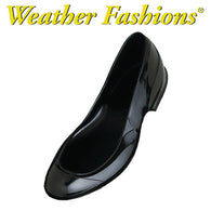 Tingley Commuter Rubber Dress Overshoes - Black [1000]