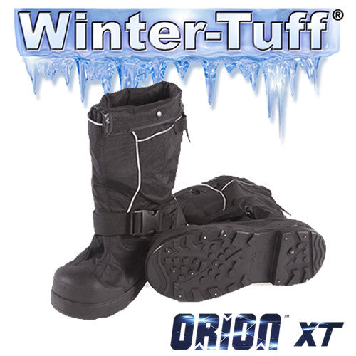 Tingley, Winter-Tuff Orion XT Waterproof Ice Traction Overshoes [7550]