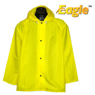 Tingley, Eagle™ Yellow Jacket w / Storm Fly Front & Attached Hood [J21107]