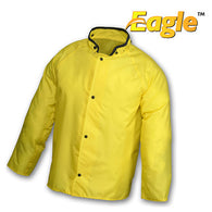 Tingley, Eagle™ Yellow Jacket w / Storm Fly Front & Hood Straps [J21207]