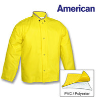 Tingley, American 18mil Yellow Jacket w / Storm Fly Front [J32007]