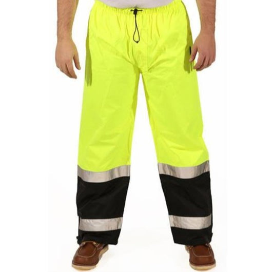 Tingley P27122, Icon LTE High Visibility Safety Pants, Front View
