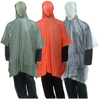 Tingley Rain Poncho, One Size Fits All, [P68800, P68808, P68809]
