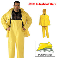 Tingley, .35mm Industrial Work, Yellow 3-Piece Suit [S53307]