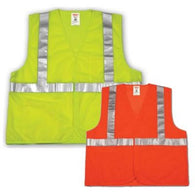 Tingley, Mesh & Zipper Class 2 Safety Vest [V70632 & V70639]