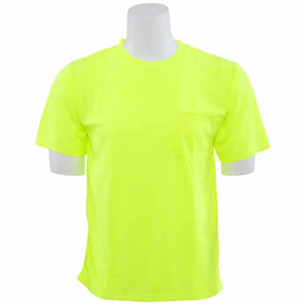 ERB, Hi-Viz Short Sleeve T-Shirt w/Pocket [9006]