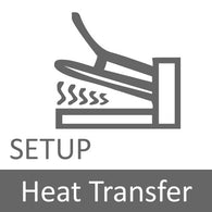 Heat Transfer | Setup Charge