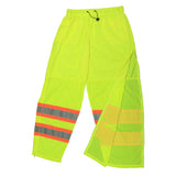 Radians SP61 Class E Surveyor Safety Pants, Zipper Leg