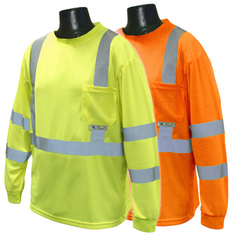 Radians, High Visibility Max-Dri™ Long Sleeve T-Shirt, Class 3 [ST21]