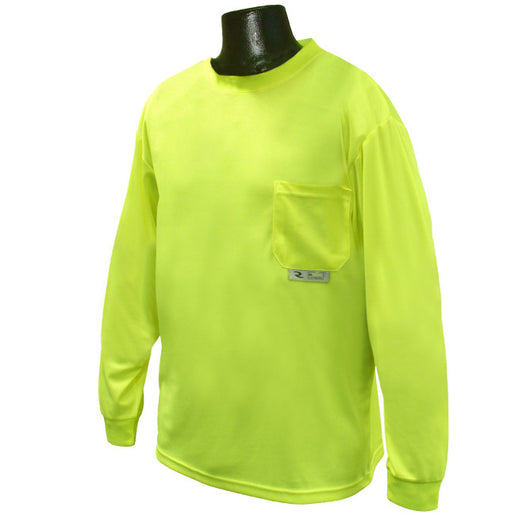 Radians, Non-Rated Long Sleeve T-shirt with Max-Dri [ST21-N]