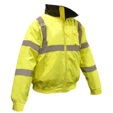 Radians, High Visibility Quilted Bomber Jacket [SJ11Q]