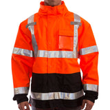 Tingley J24129 Premium Class 3 High Visibility Jackets, Front View