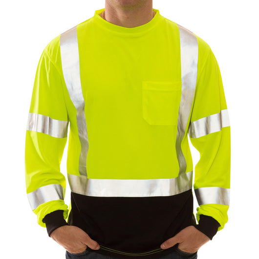 Tingley, Black Bottom Safety Shirt [S75622]