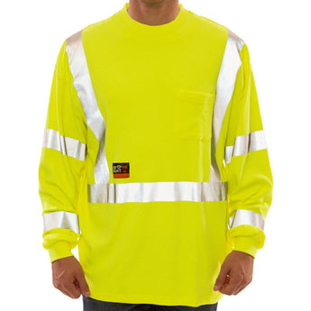 Tingley, Class 3 Long Sleeve Flame Resistant (FR), ARC Resistant, Safety Shirt [S85522]