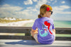 Panama City Beach Mermaid Short Sleeve Youth T-Shirt