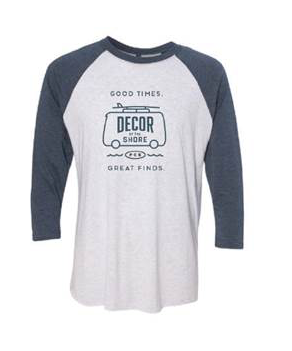 Decor by the Shore Tee