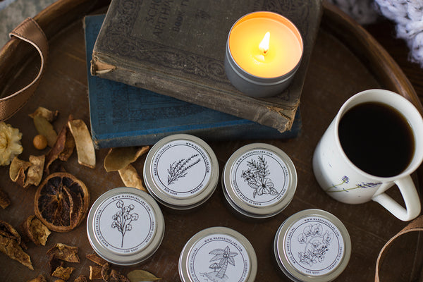 Wandering Lark Home Candles
