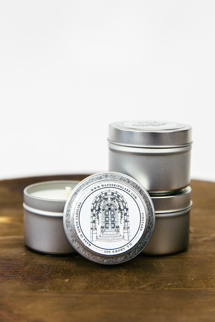 Vineyard Travel Tin