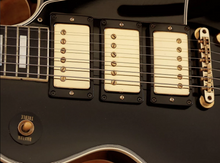 1959 Gibson Les Paul Custom Black Beauty Fretless Wonder